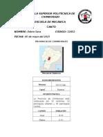 Chimborazo -Riobamba