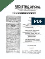 Reglamento de Alojamiento Turistico Con Anexos - Ro 465 Año 2015