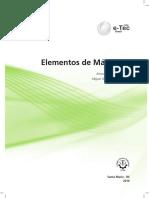 Elementos d Maquinas (BOM)