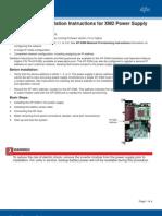 Alpha Transponder-DSM Quick Field Install