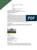 Ciudades Importantes de America y Sudamerica
