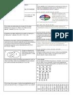 Suma y Producto de Probabilidad-1x