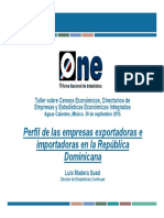 13.-Panel IV - Presentation 2 - OnE Dominican Republic