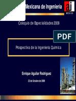 Prospectiva de La Ingenieria Quimica PPT