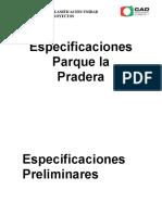 Especificas