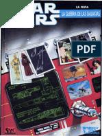Star Wars - D6 - Suplemento Oficial - Guia de La Guerra de Las Galaxias