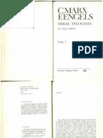 Marx y Engels - Obras Escogidas I, Pp. 11-22, 516-520