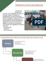 ASPECTOS FORMATIVO EDUCACIONALES