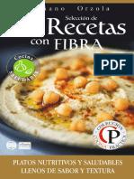 84 RECETAS CON FIBRA