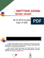 Led Driver Circuit Presentation