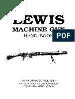 Savage Lewis Machinegun