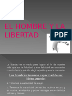 El Hombre y La Libertad (1)