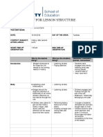 observation sheet for lesson structure history 12 04 16