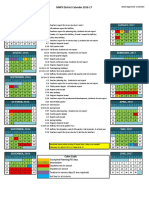 metropolitan 2016-17 district calendar