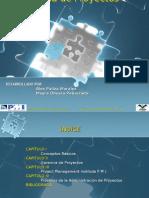 Exposición Gerencia de Proyectos - PMI
