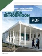 Cultura de Hormigon