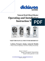 Diesel Heater Manual 2011