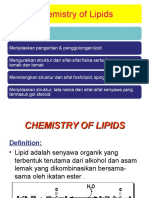 Chemistry of Lipids