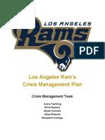 crisismanagementplan