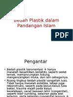 Bedah Plastik Dlam Pandangan Islam