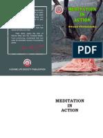 meditation and its forms swami chidananda
