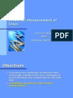 24 Universal Measurement of Ships Cridland