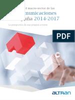 Informe Ecosistema Telecomunicaciones 2014