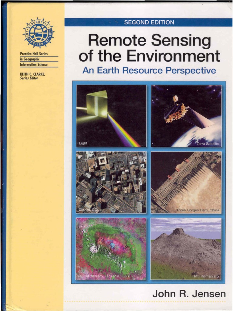 Remote Sensing Of The Environmentpdf