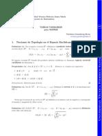 Apuntes Funciones de Varias Variables