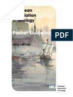 EAU Pocket GuideLines 2014