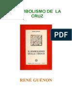 11a-Gue_non-El Simbolismo de La Cruz