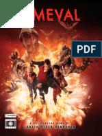 Primeval RPG Promo