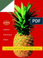 124757 DelMonte Golden Ideas Cookbook
