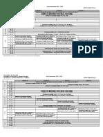 Psihologie Anul II 2015-2016 Sem 1