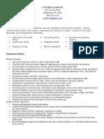 Jobswire.com Resume of cindyb245