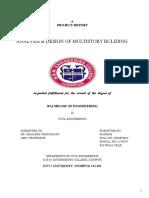 Civil Cover Page