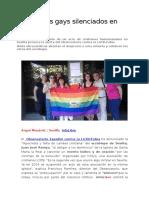 Cristianos gays silenciados en Sevilla