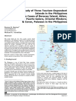 06 Santos Case-based Study of Three Tourism-Dependent Islands in the Philippines