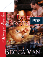 Blood Exchange 1 - The Drierge Brothers - Becca Van