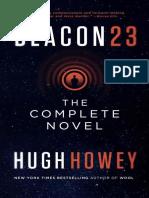 Beacon 23 - the Complete Novel - Hugh Howey