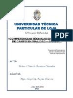 UTPL Roman Chamba Robert Danilo 625X282