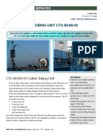 Brochure - Sprint Coiled Tubing Unit