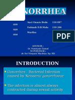 Slide Gonorrhea