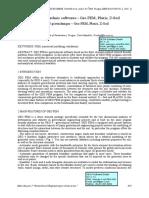Comparison of Geotechnic Softwares - Geo FEM, Plaxis, Z-Soil