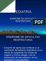 PEDIATRIA - S.D.R. ppt