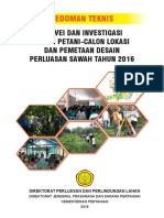PED TEKNIS SI-CPCL Dan Pemetaan Desain Tahun 2016
