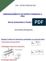 Aulas PFF Flexao Simples
