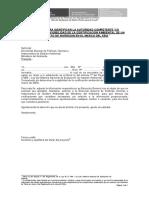 Solicitud Para Identificar Autoridad Competente (SEIA)