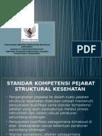 PERATURAN MENTERI KESEHATAN REPUBLIK INDONESIA standar pejabat struktural RS.pptx