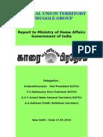 Karaikal Report